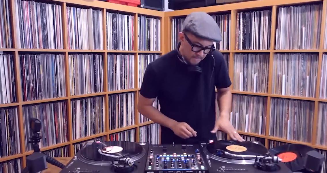 Video: QSTN & Freddie Joachim – Mellow Orange Vinyl Podcast Vol. 10