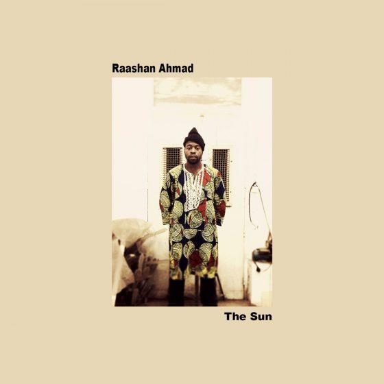 Raashan Ahmad-Sun-Album-Cover