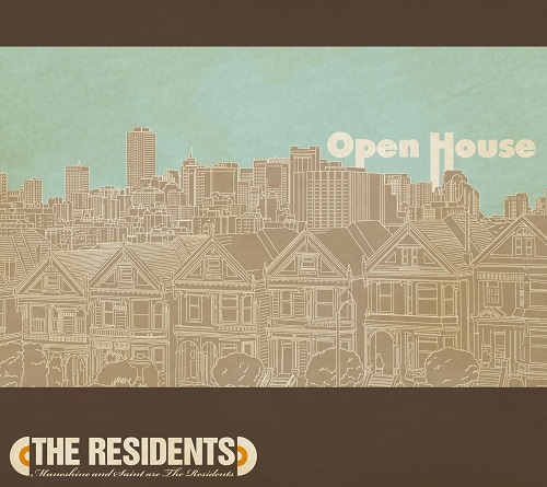 Free Download: The Residents – Open House (2009)