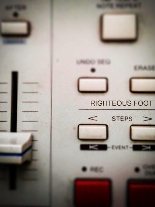 Righteous Foot Steps