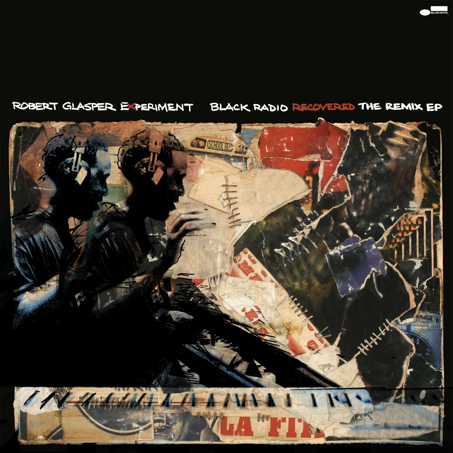 Stream: Robert Glasper – Black Radio ft. Yasiin Bey (Pete Rock Remix)
