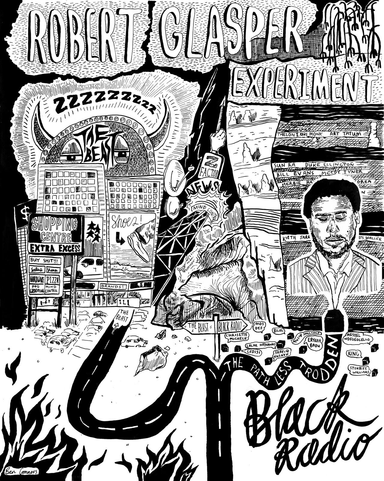 Video: Robert Glasper on his inspiration for 'Black Radio'