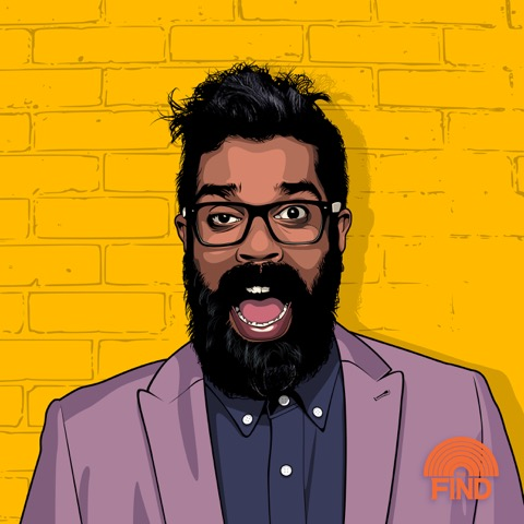 Diggin' The Crates S01E02: Romesh Ranganathan (The Find Podcast)