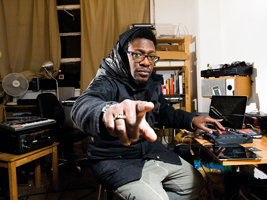 Mix: Roots Come Save Me (haadoob's Roots Manuva Tribute)