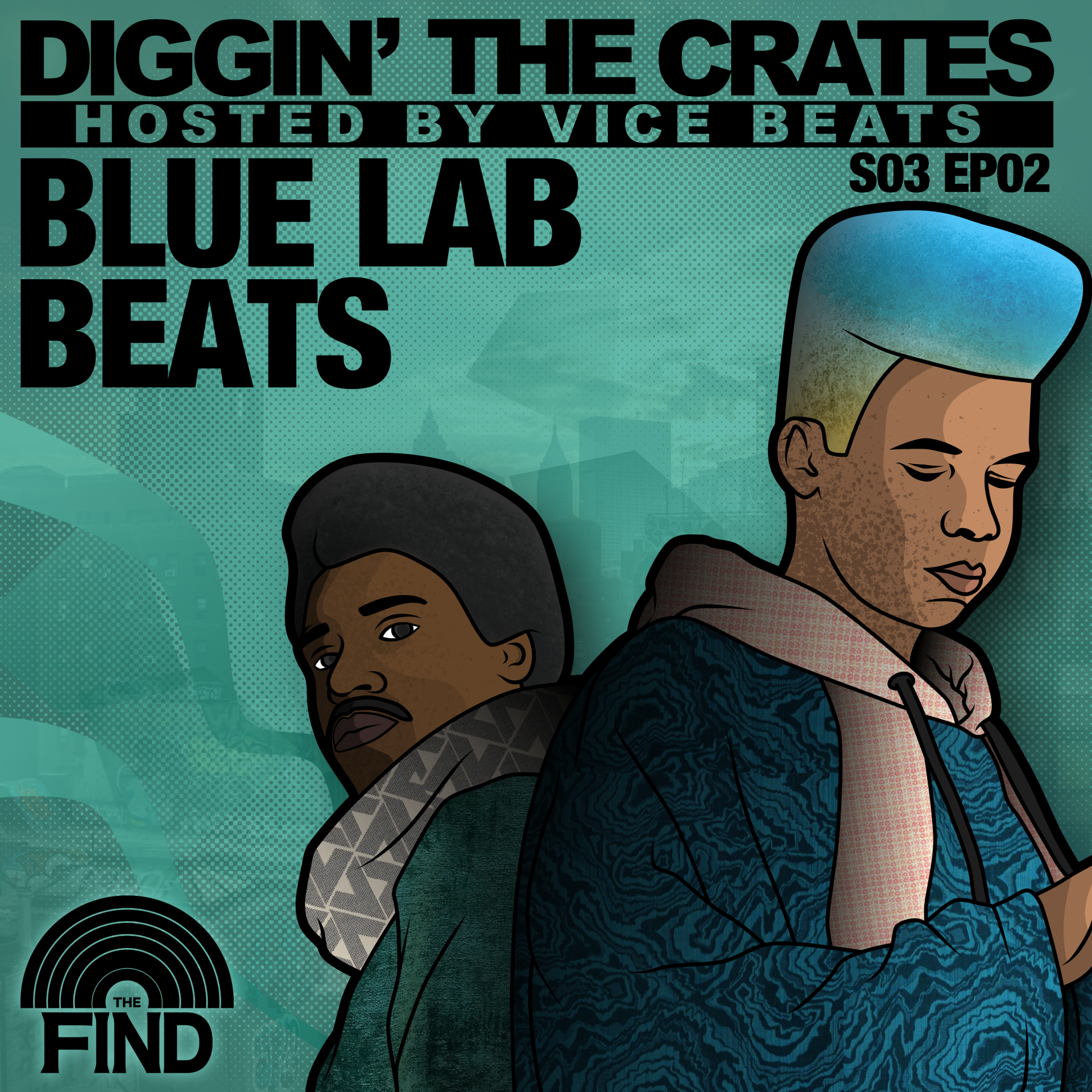 Blue Lab Beats (Diggin' The Crates Season 3 Episode 2)