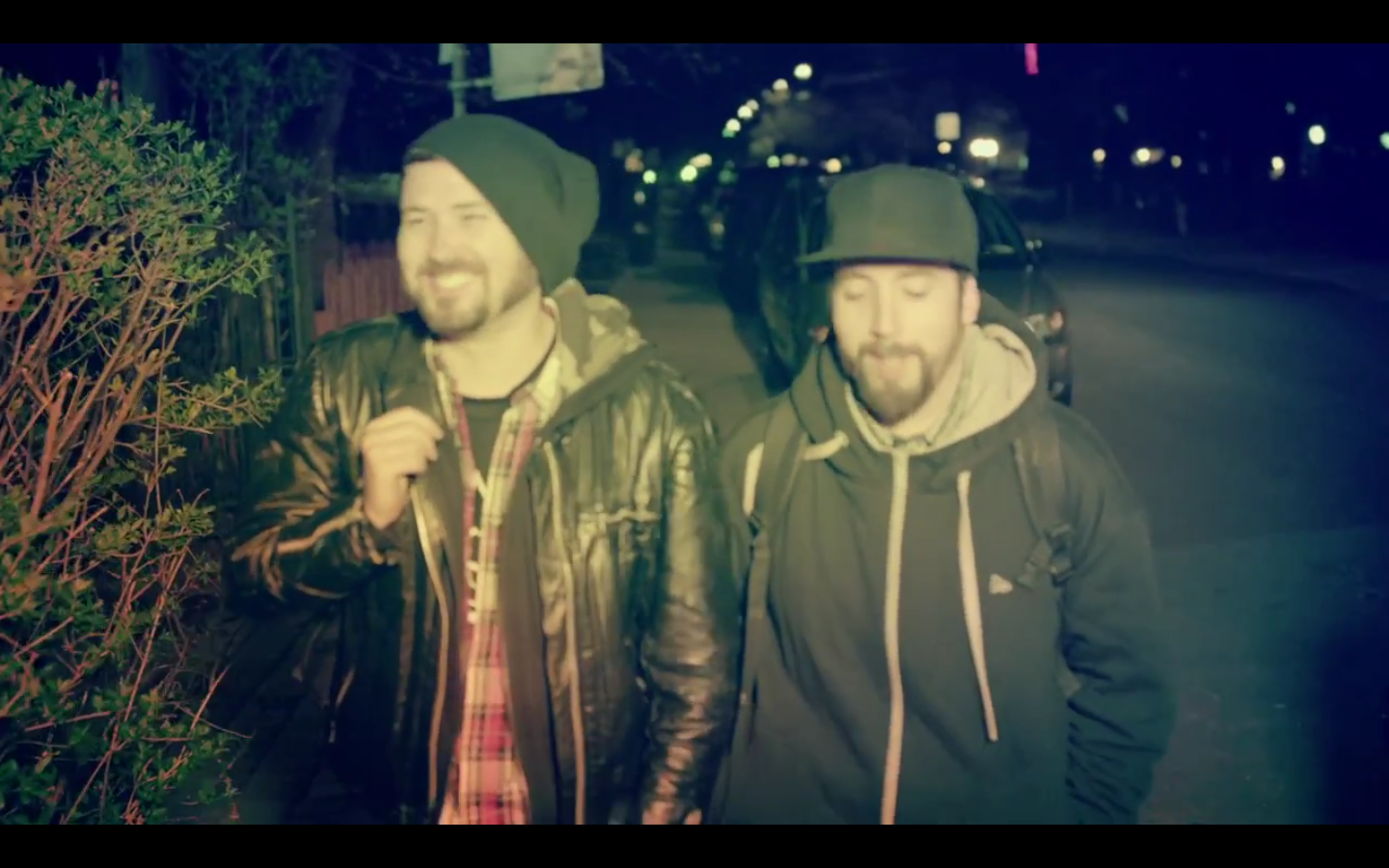Video: The Extremities – Dial Tones (ft. Ghettosocks, Lushlife & Ambition)