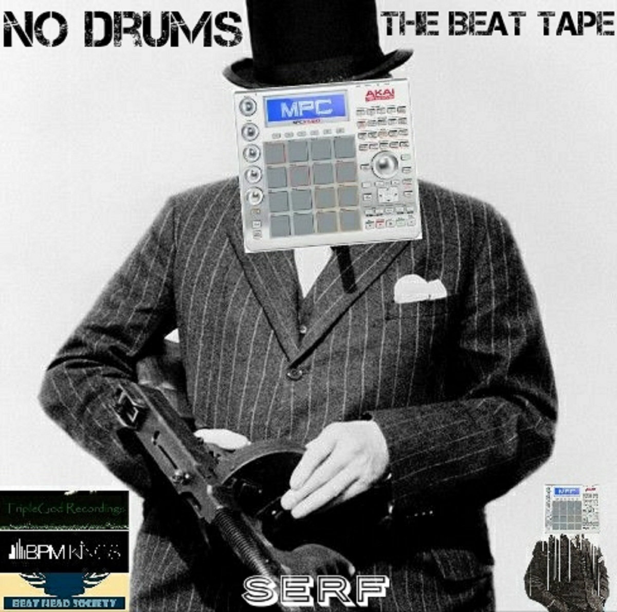 Free Download: Serf – No Drums: The Beat Tape