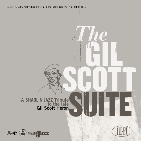 Free Download: Shaolin Jazz – The Gil Scott Suite (2011)