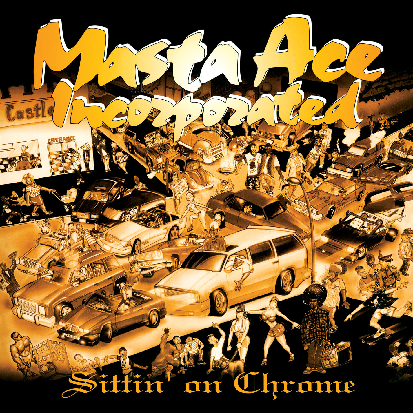 Interview: Kid Styles (Masta Ace – Sittin' On Chrome)