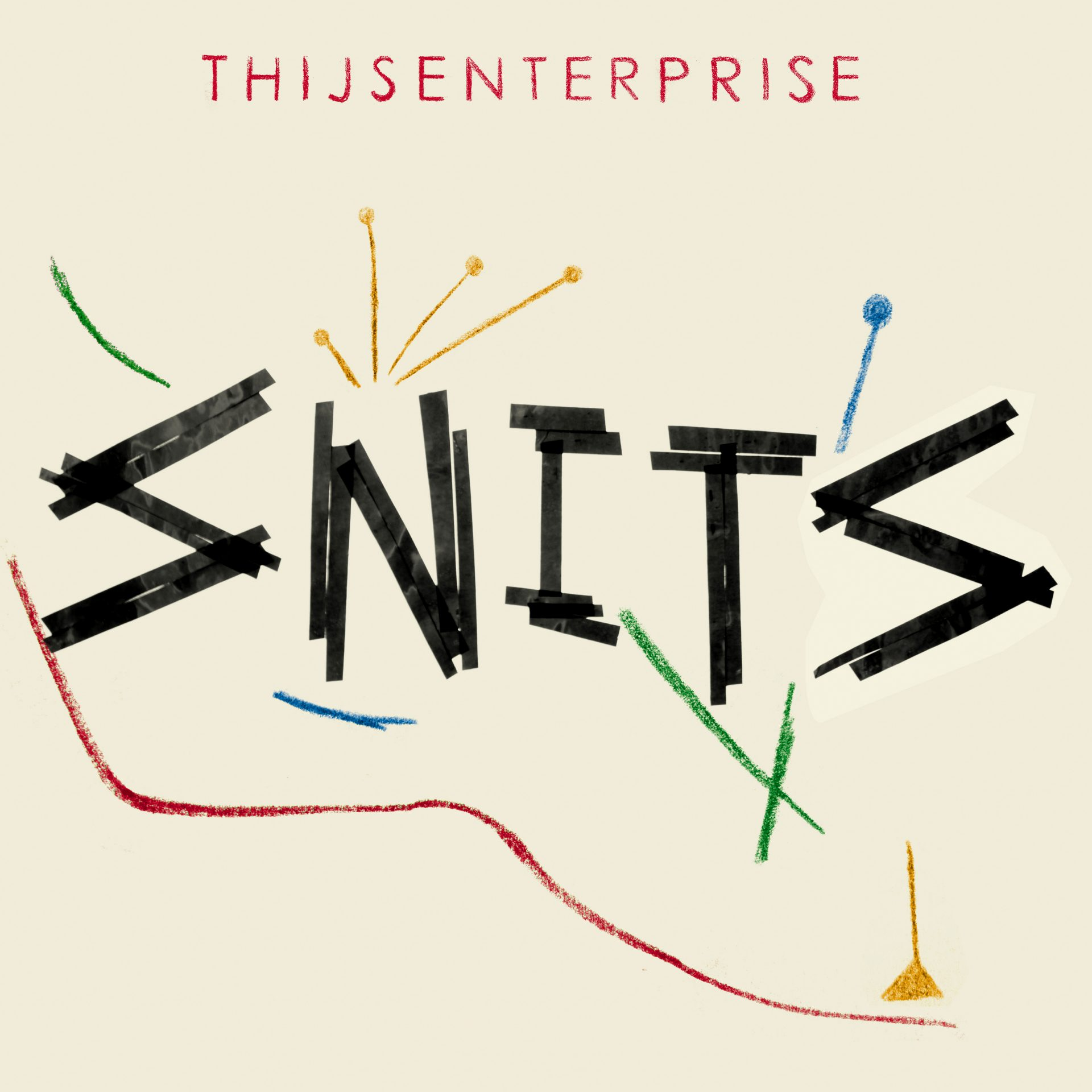 From Beats Back to Jazz: Thijsenterprise ('Snits' is out now)