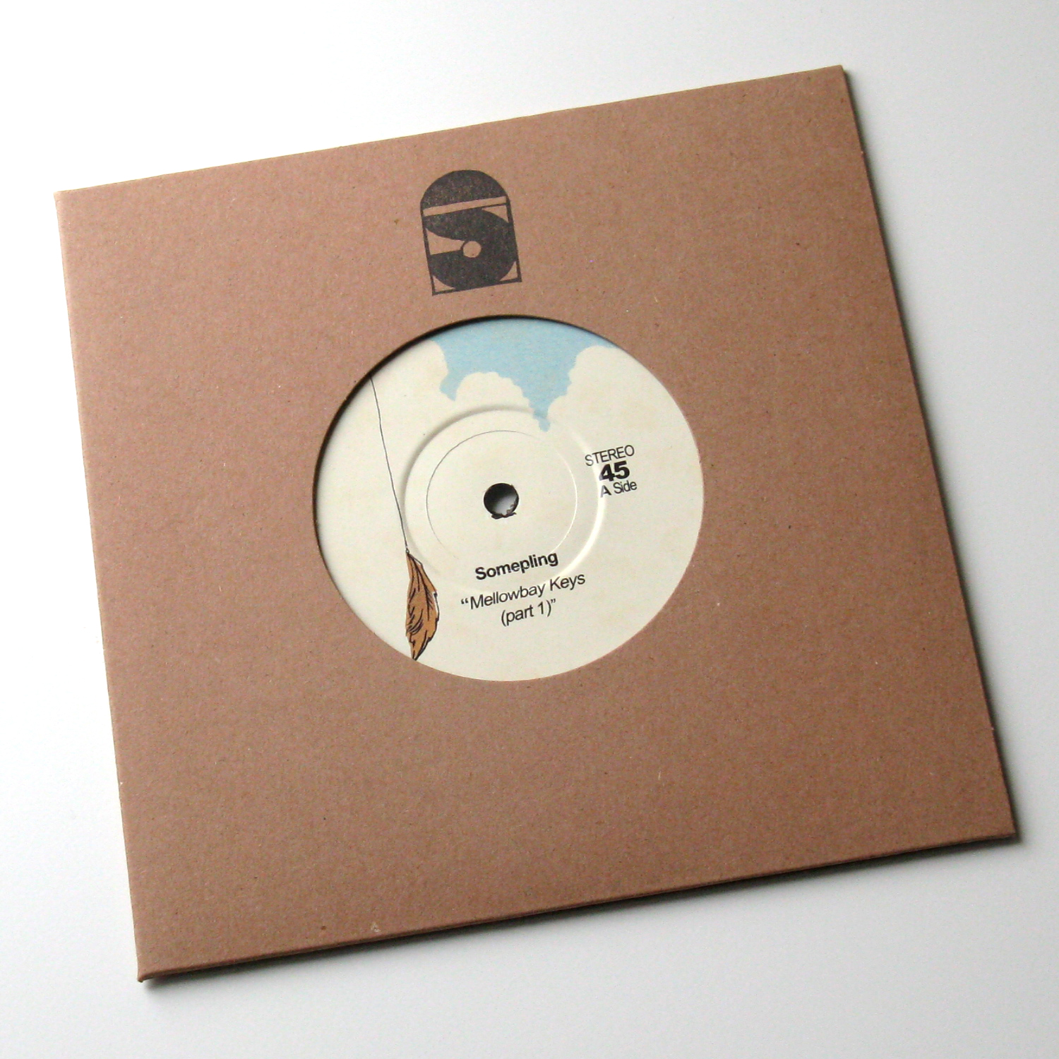 News: Self-released vinyl record by Somepling