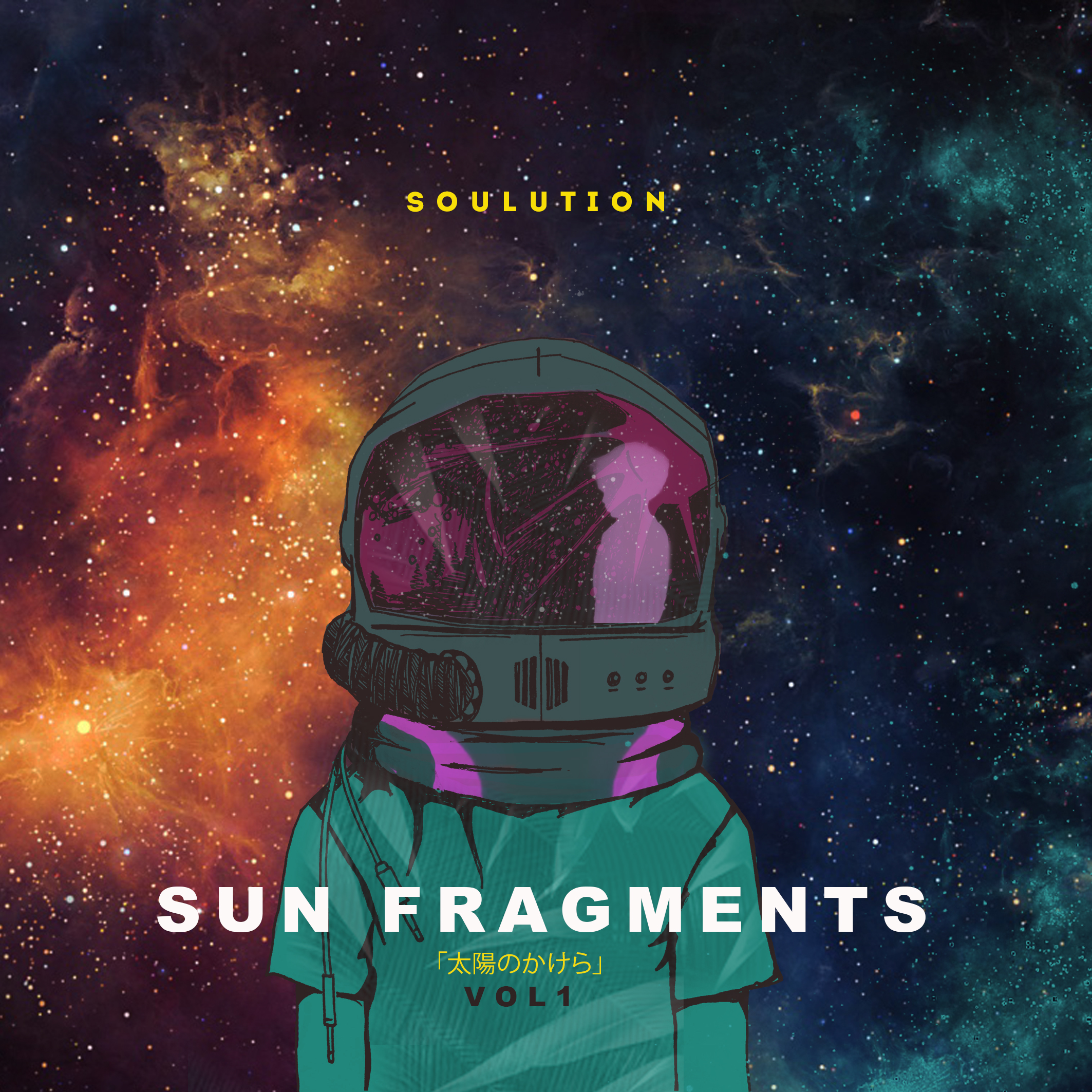 Soulution's 'Sun Fragments' Beat Tape (Full Stream & Cassette Tape)