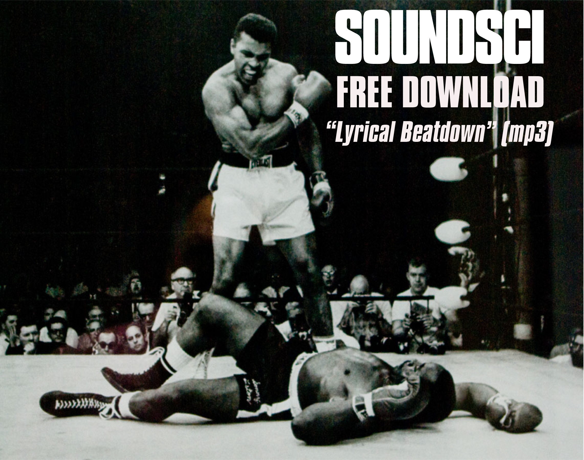 Free MP3: Soundsci – Lyrical Beatdown