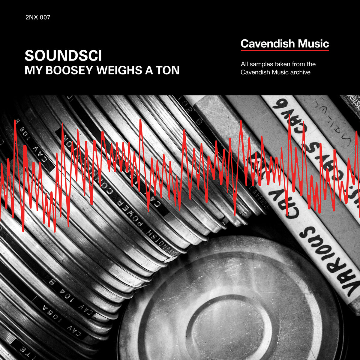 Album Stream: Soundsci – My Boosey Weighs A Ton (Library Music)
