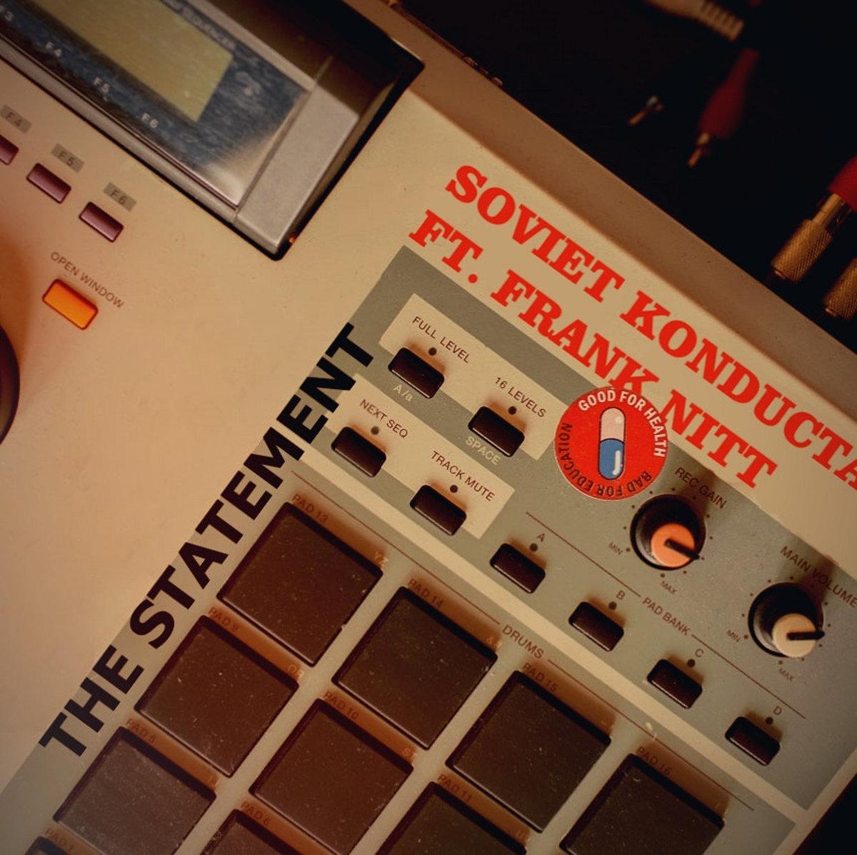 No Words #100: Soviet Konducta ft. Frank Nitt, Bobby Obsy, DJ Halabi, Graf Cratedigger, DJ Buzz & Mono:Massive, Jonny Tobin