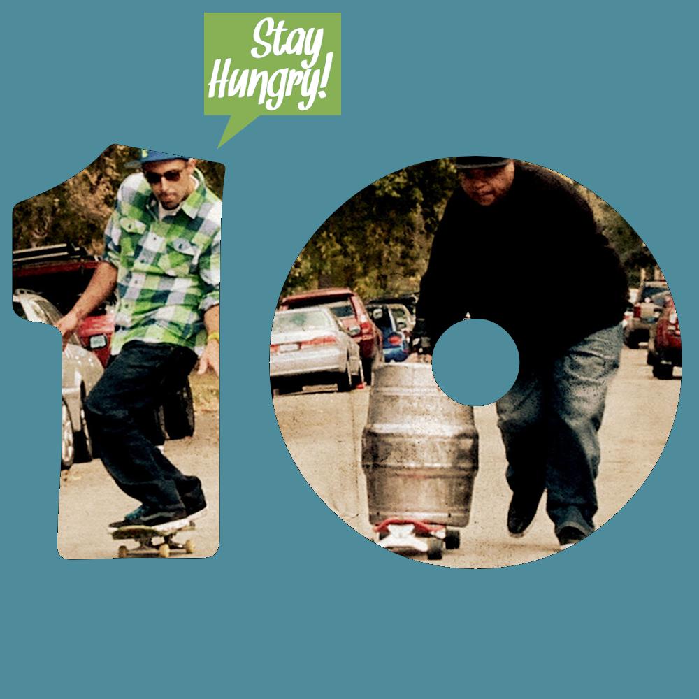 Stay Hungry #10 (INCL: PUTS, Moka Only, Teebs, Homeboy Sandman, Kiefer, 14KT & more)