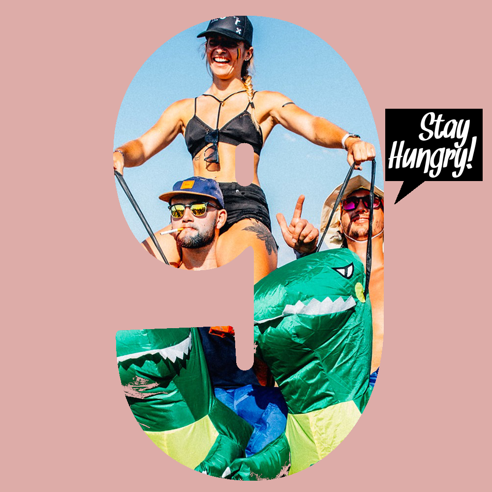Stay Hungry #9 – Dour Edition ft. Cypress Hill, Fatima, Plastikman, Action Bronson & more)