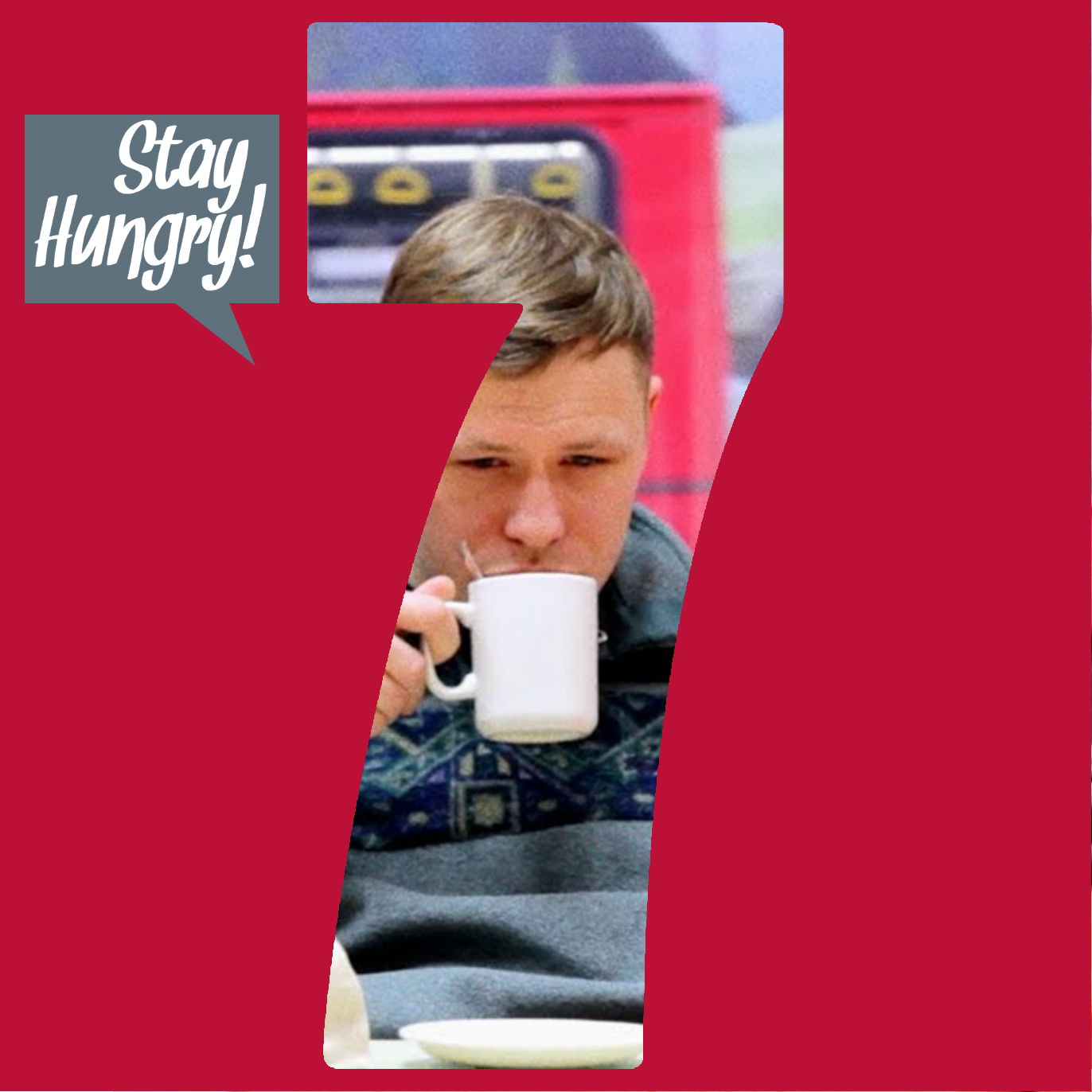 Stay Hungry #7 (INCL: Ivan Ave, Quiet Dawn, Crackazat, Nick Grant, Syd & Evil Needle)