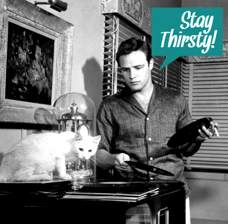 Mix: Stay Thirsty My Friends, Stay Thirsty