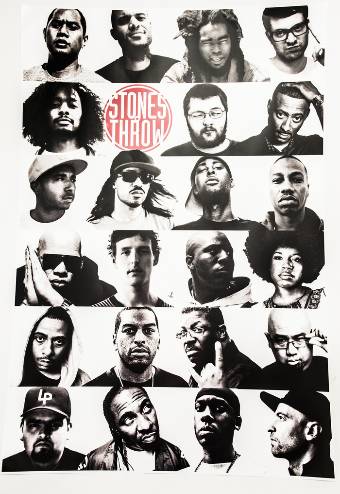 News: Support 'Our Vinyl Weighs A Ton', a documentary on Stones Throw Records