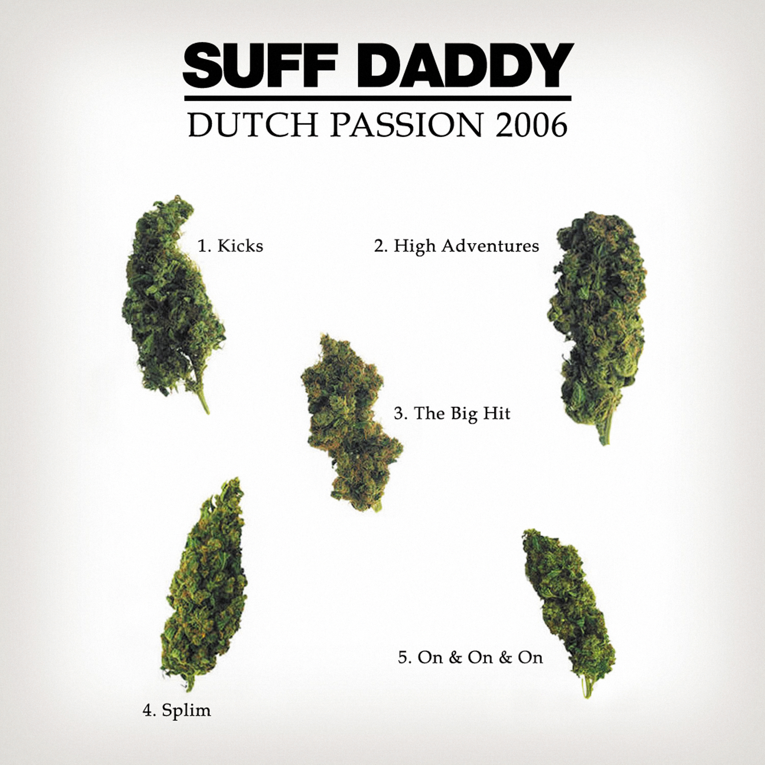 Free Download: Suff Daddy – Dutch Passion 2006 EP (2011)
