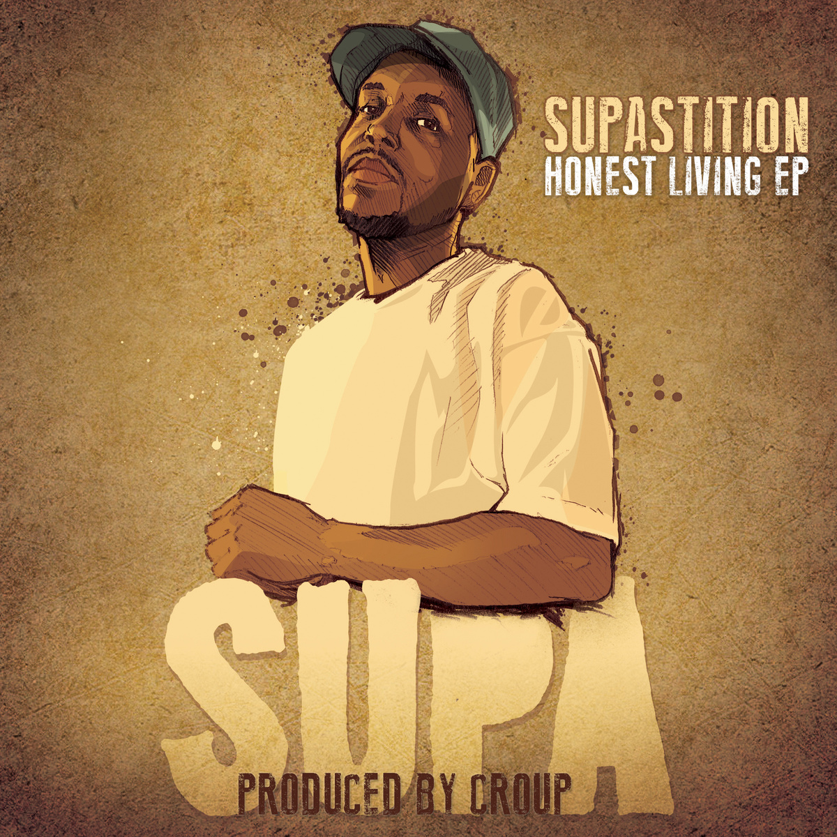 Free Download: Supastition – Honest Living EP