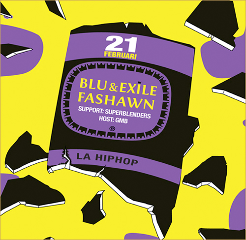 Free Download: Superblenders – Blu, Exile & Fashawn (Mixtape)