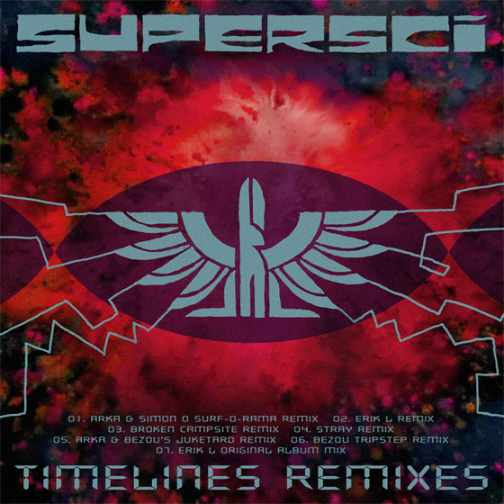 Free Download: Supersci – Timelines Remixes (2011)