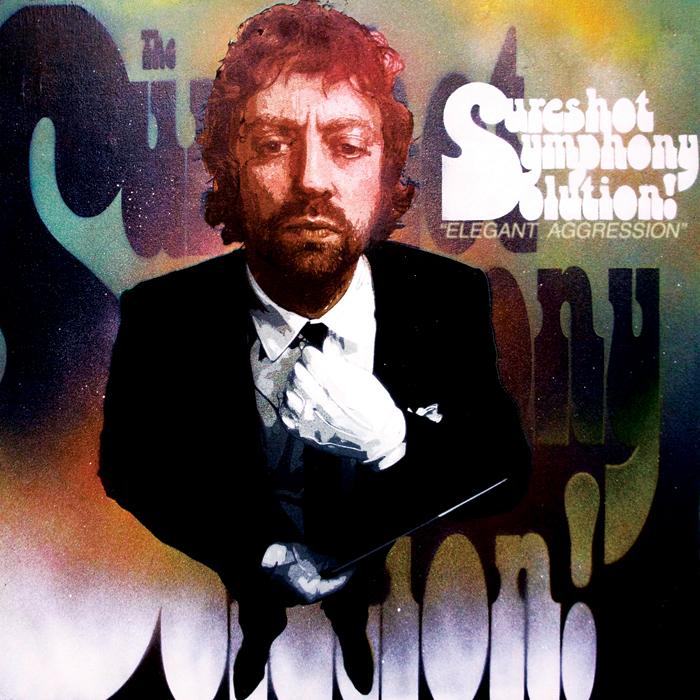 Free MP3: Sureshot Symphony Solution – Half Man, Half Bionic (ft. Ohmega Watts)