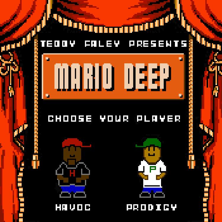 Free Download: Teddy Faley – Mario Deep