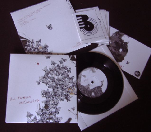 Contest: Win a 7″ vinyl single by The Broken Orchestra