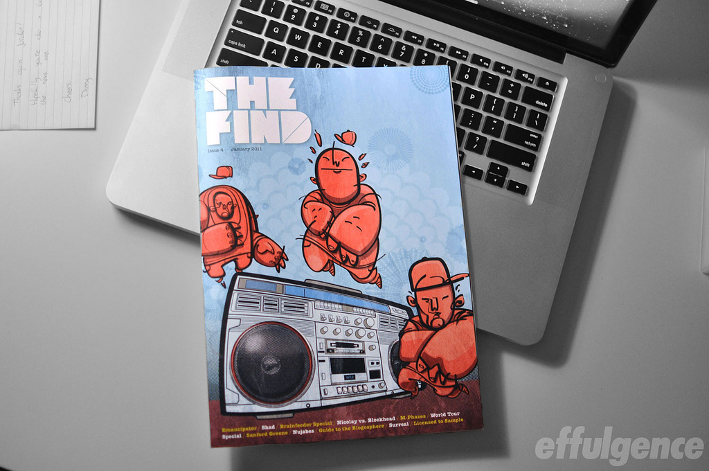 The Find Magazine – Issue Four