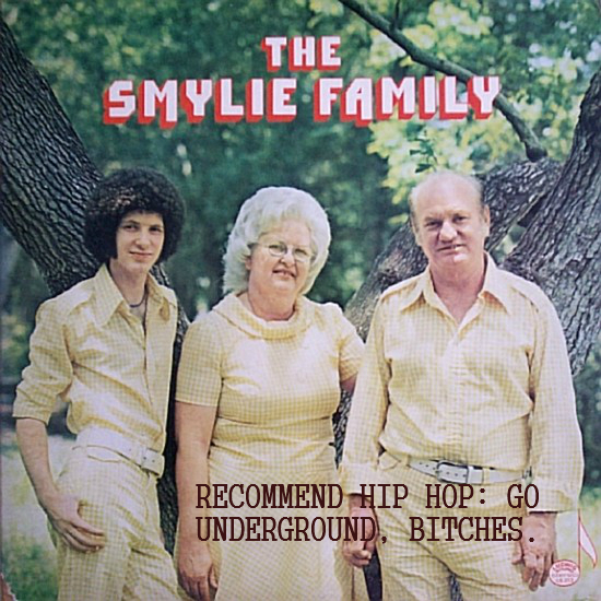 Mix: RYAN – The Smylie Family Recommends (2011)