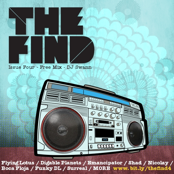 Guest Mix: The Find Mag & DJ Swann – Issue Four Mix