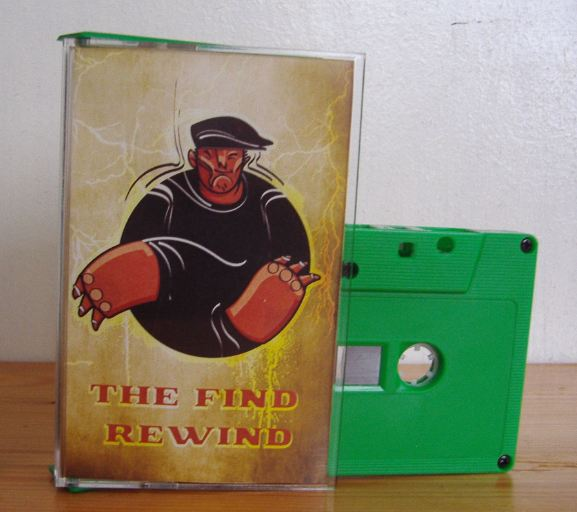 Teaser: 'The Find Rewind' (We take you back to the 90's)