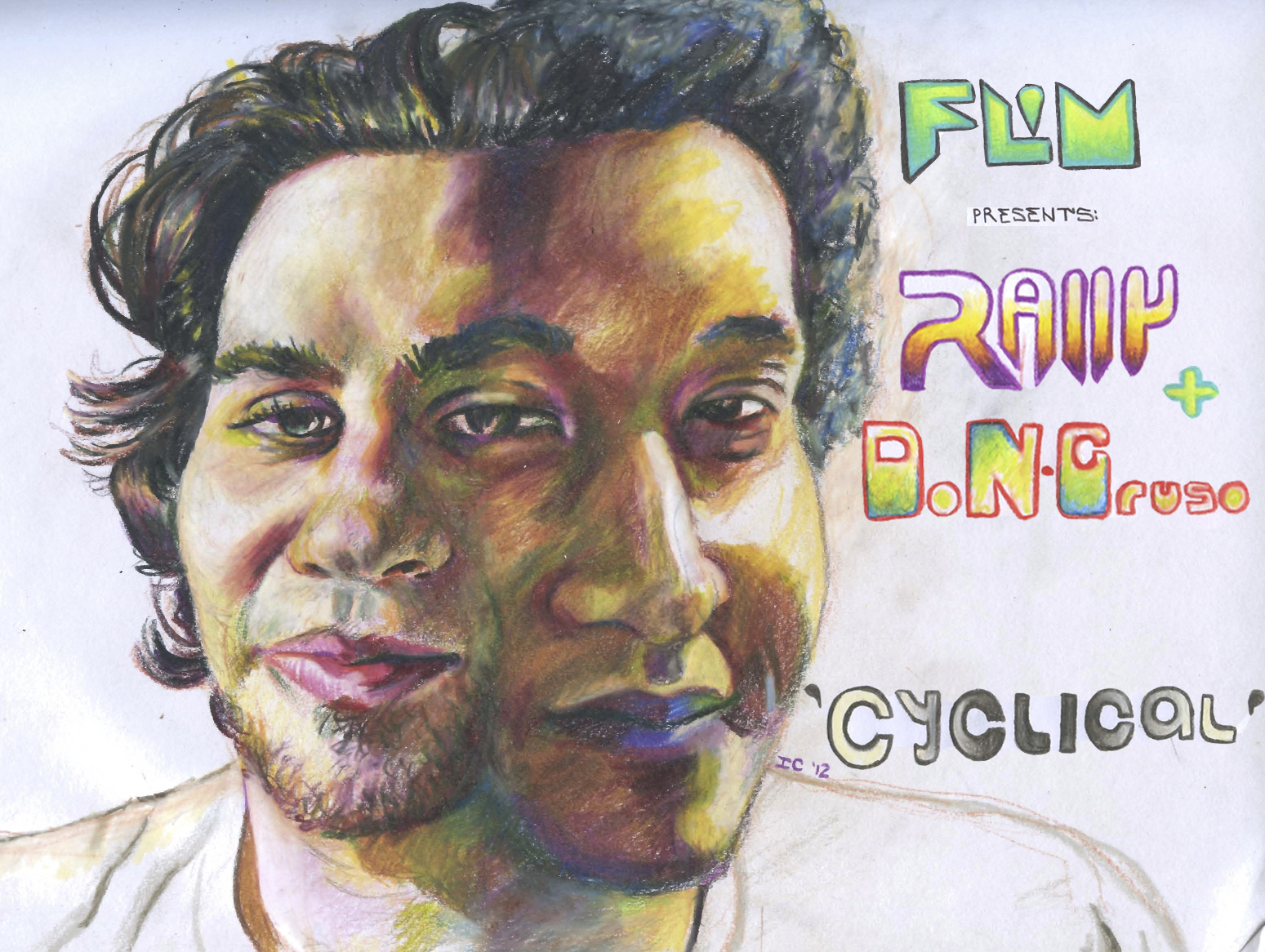 Free Download: The Flamingo's – Cyclical (2012)
