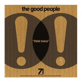"News: New 7"" record by The Good People on Blunted Astronaut Records"