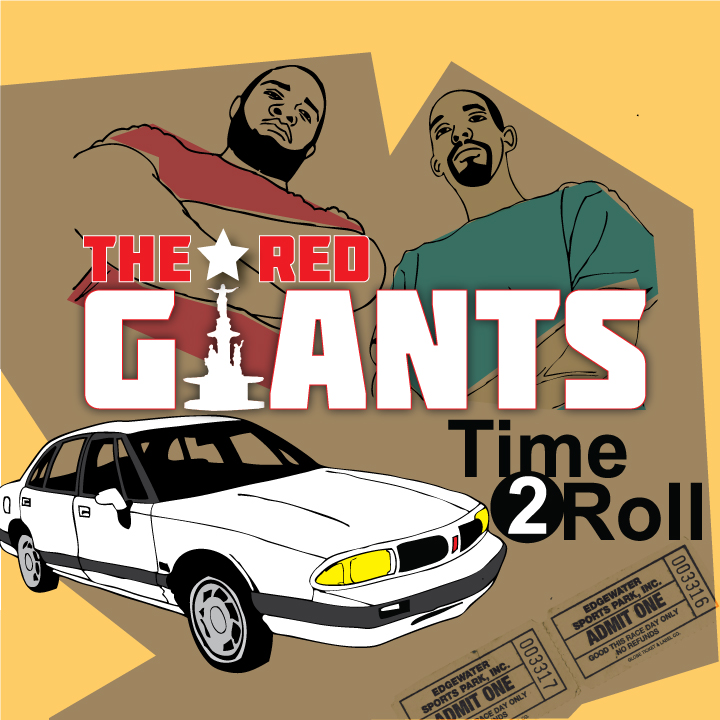 Video: The Red Giants (Jermiside & Brickbeats) – Time 2 Roll