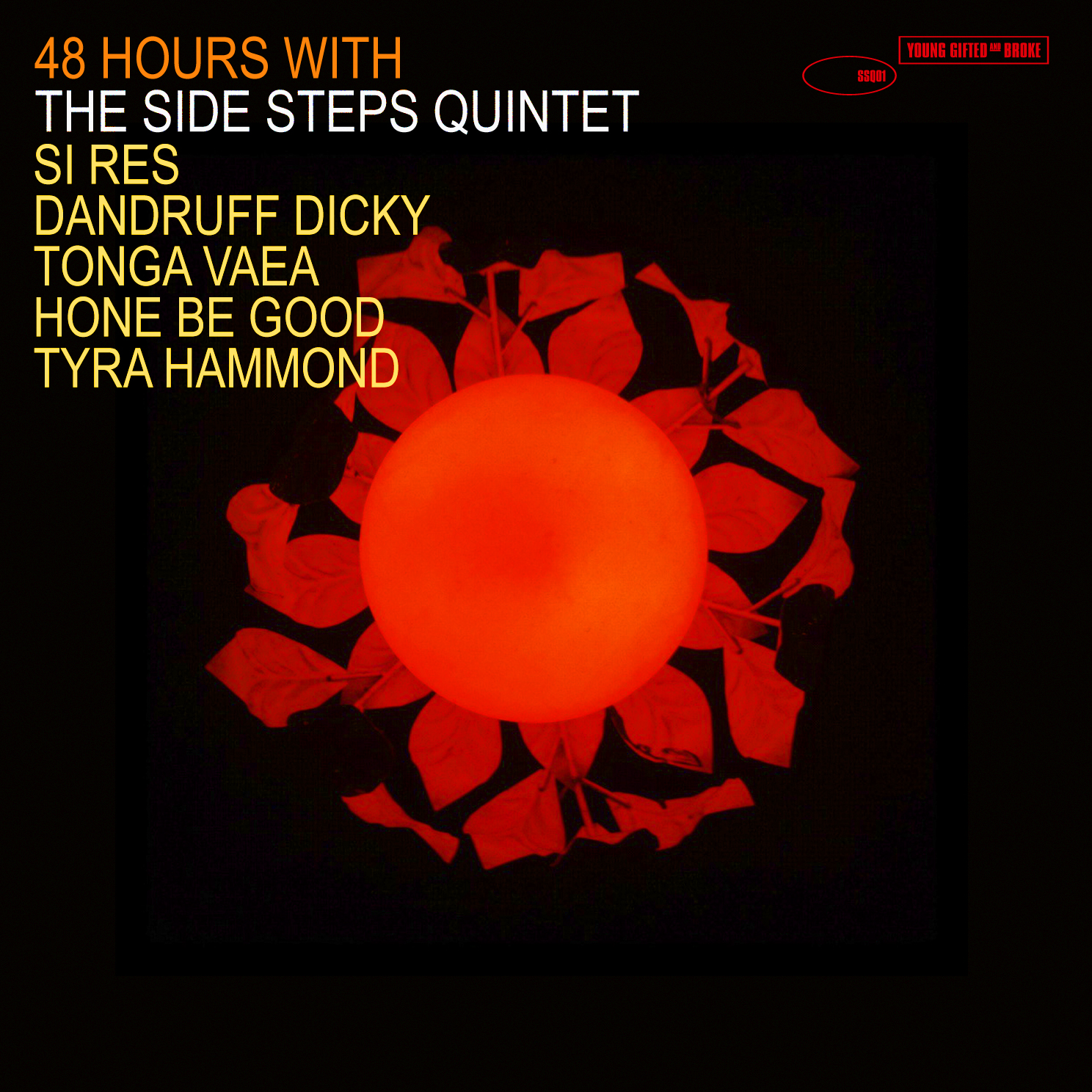 Free Download: The Side Steps Quintet – 48 Hours With The Side Steps Quintet