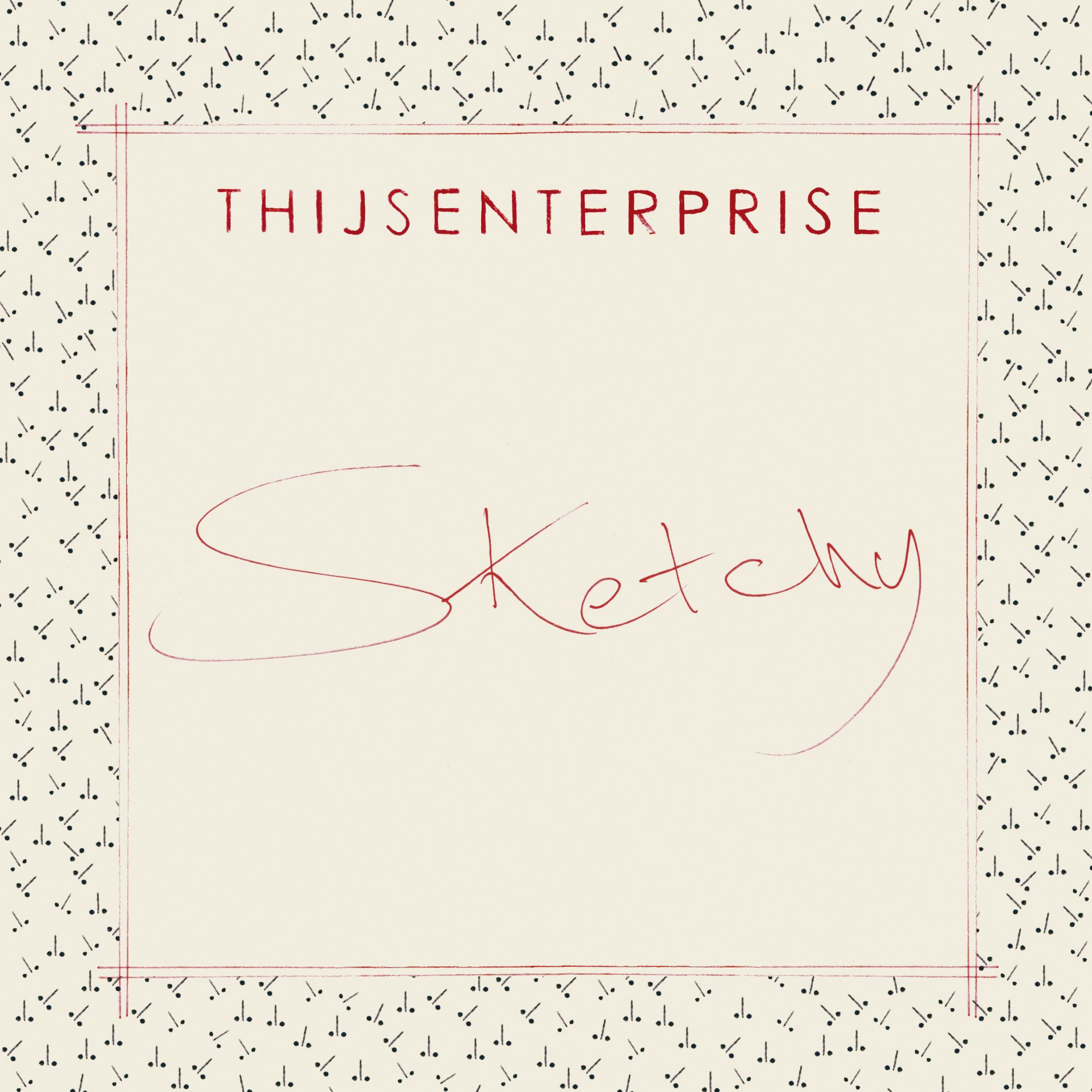 'Sketchy' Skating over a Catchy Groove (New Thijsenterprise)