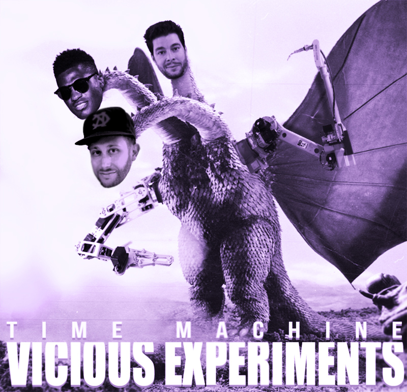 Free Download: Time Machine – Vicious Experiments (2012)