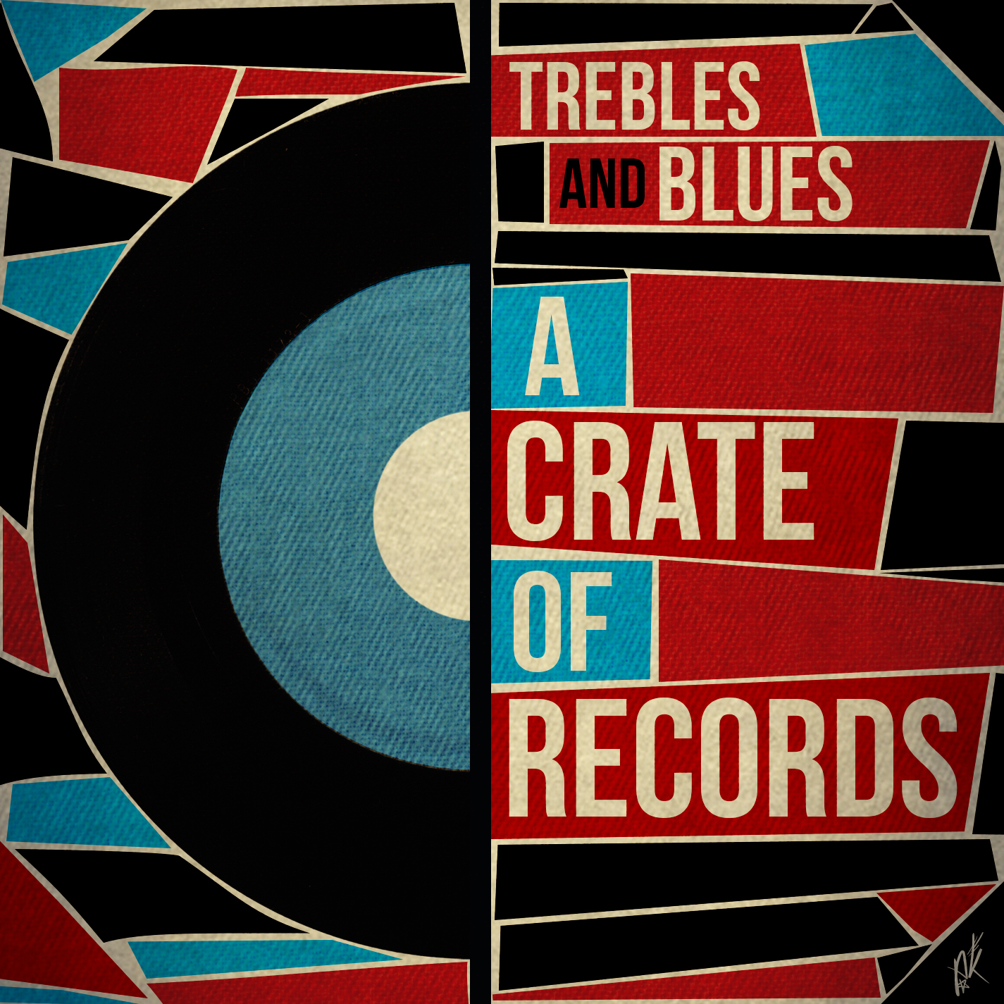 Free Download: Trebles and Blues – A Crate Of Records