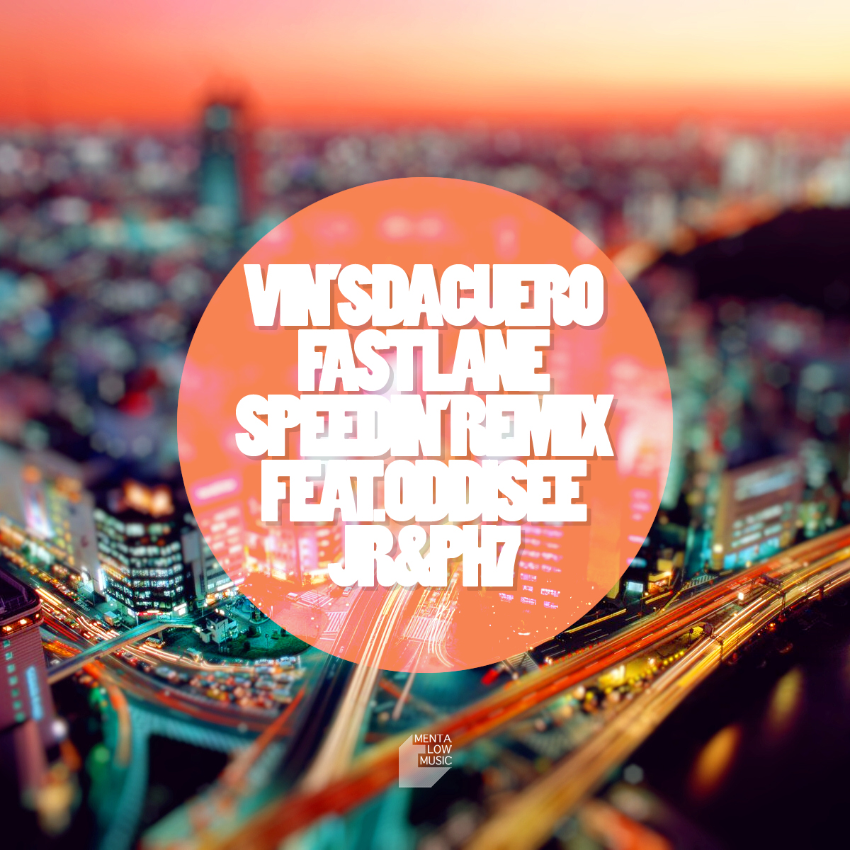 Free MP3: JR & PH7 – Fast Lane Speedin' ft. Oddisee (Vin'S da Cuero's Frustration Remix)
