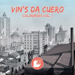 Stream: Vin'S da Cuero - Coloriages Vol. 1