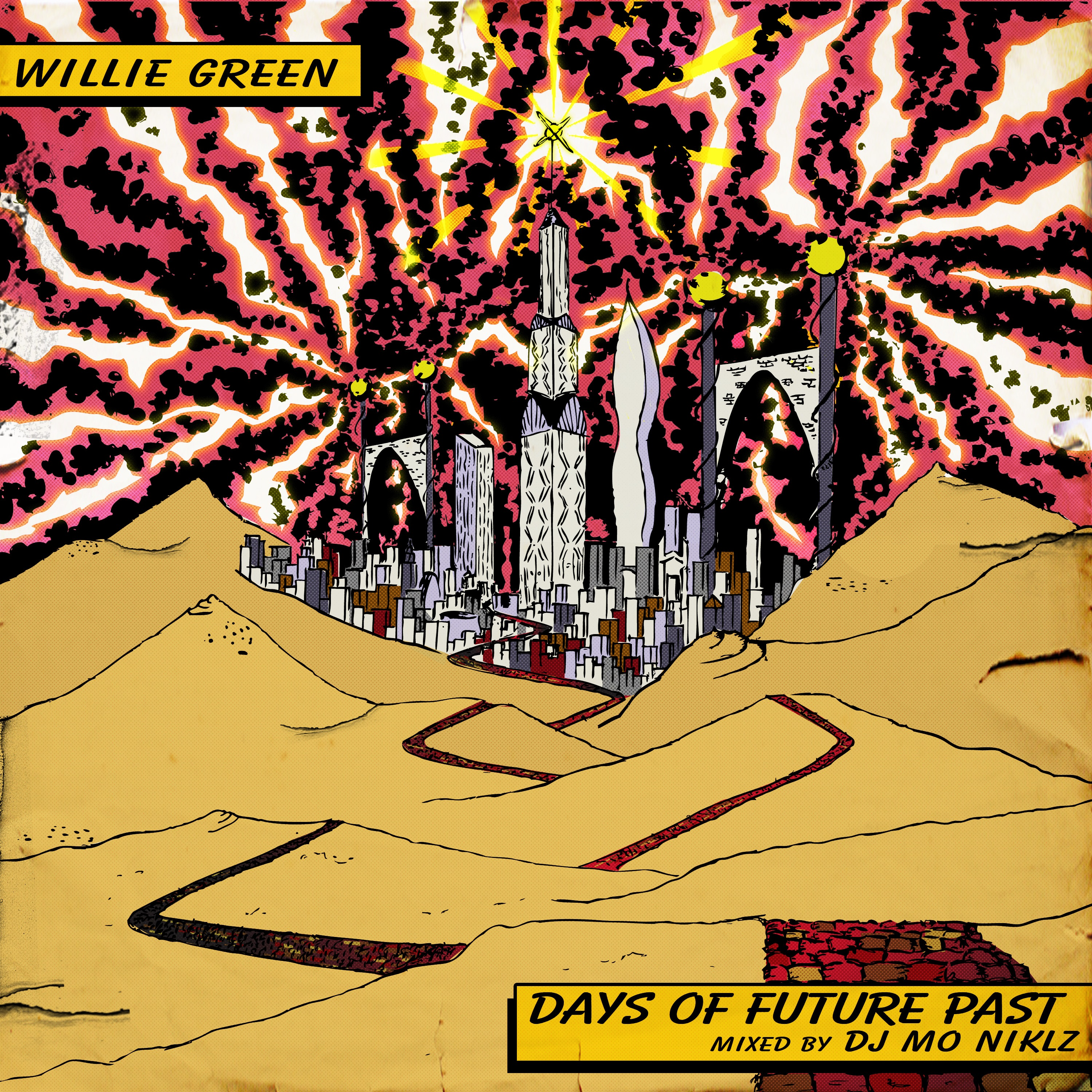 Mix: Willie Green – Days Of Future Past (Mixed by DJ Mo Niklz)