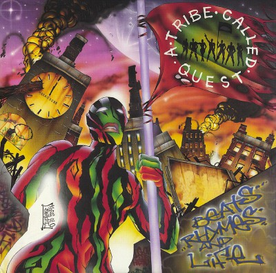Mix: ATCQ – Beats, Rhymes & Life (20th Anniversary Mix by Chris Read)