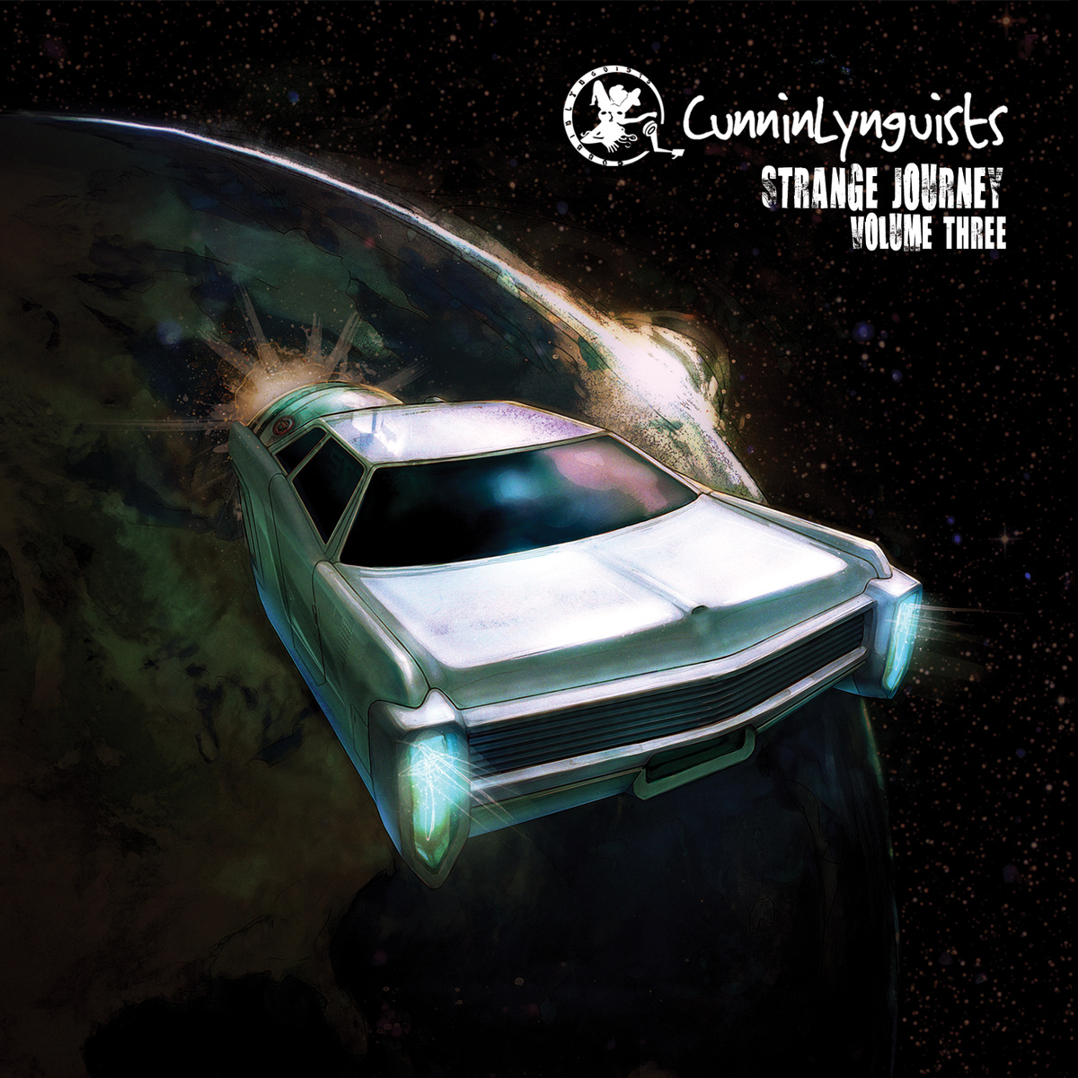 Listen: CunninLynguists – Strange Journey Vol. 3