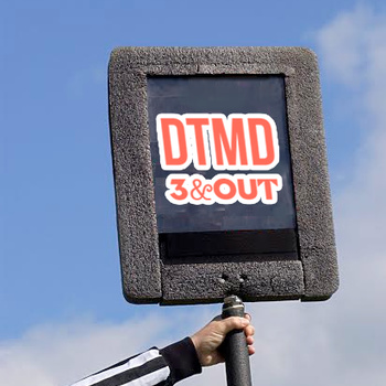 Free Download: DTMD – 3 & Out EP