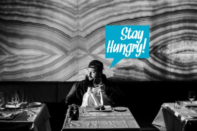 Stay Hungry Vol. 2 (The Find Podcast)