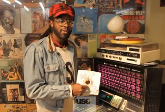 Video: Crate Diggers – Adrian Younge's Vinyl Collection